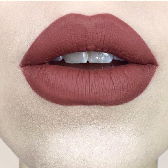 2/$20 lolita warm soft brown lipstick kat von d